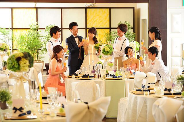 高知県南国市の結婚式場 THE MINUTES(ザ・ミーニッツ)光琳3