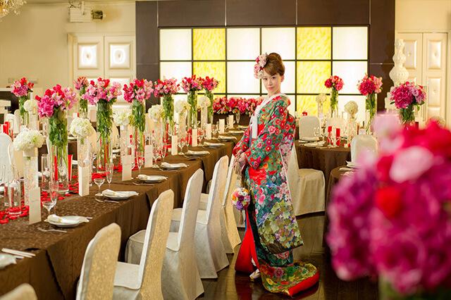 高知県南国市の結婚式場 THE MINUTES(ザ・ミーニッツ)光琳5