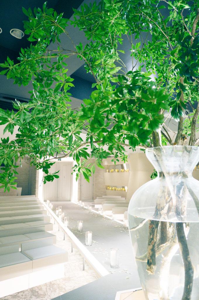 高知県南国市の結婚式場 THE MINUTES(ザ・ミーニッツ)のチャペル1