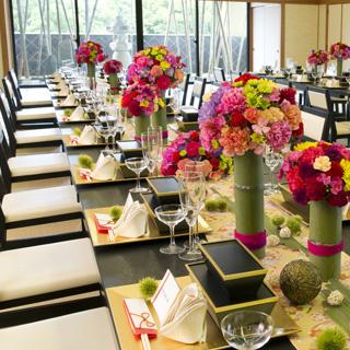高知県南国市の結婚式場 パーティー会場伊万里