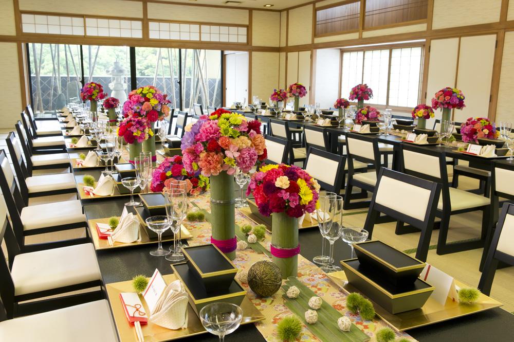 高知県南国市の結婚式場 THE MINUTES(ザ・ミーニッツ) パーティー会場 伊万里2