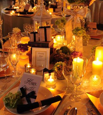 高知県南国市の結婚式場 THE MINUTES(ザ・ミーニッツ) パーティー会場 光琳