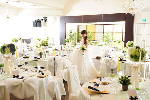 高知県南国市の結婚式場 THE MINUTES(ザ・ミーニッツ)光琳2