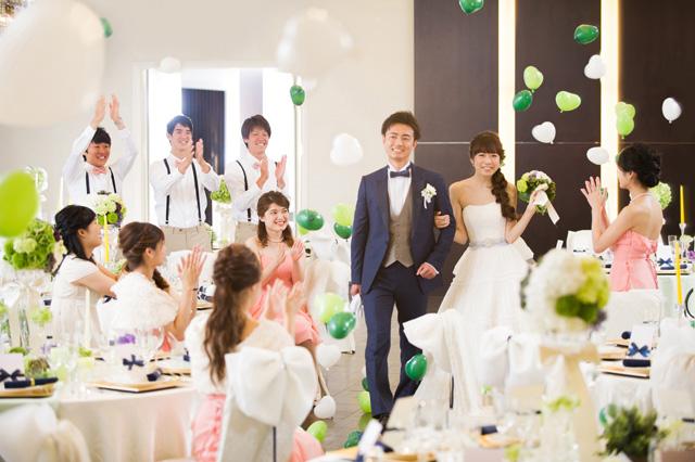 高知県南国市の結婚式場 THE MINUTES(ザ・ミーニッツ)光琳4